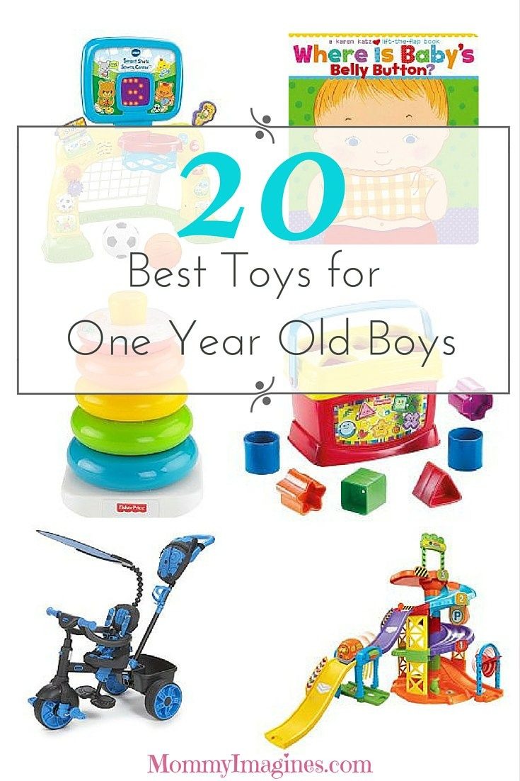 Best Toys For 1 Year Old Boys Best Of Mommy Imagines
