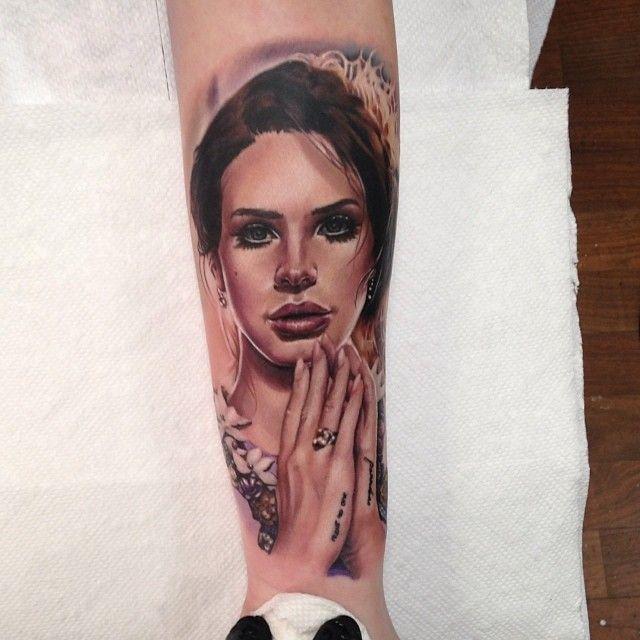 lana del rey tattoos - Google-søgning | Tattoos ...