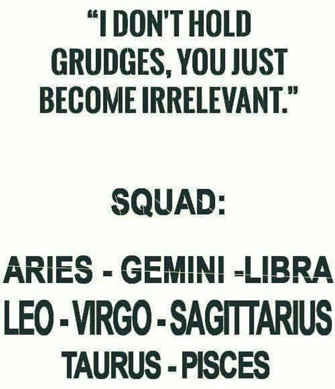Maybe a bit of semantics here    I'm a Gemini and I hold a