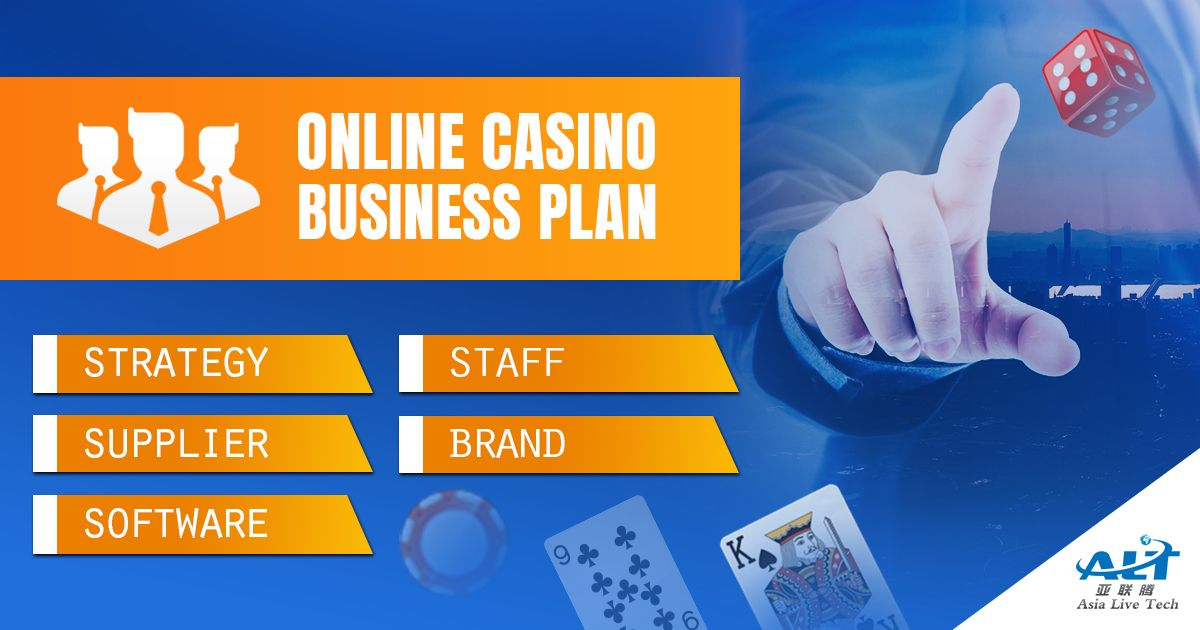 Online Casino Business Plan Business planning, Online