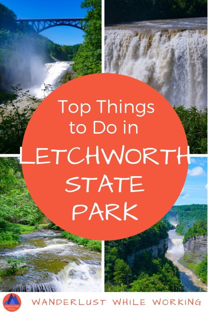 Top Things To Do in Letchworth State Park #letchworthstatepark