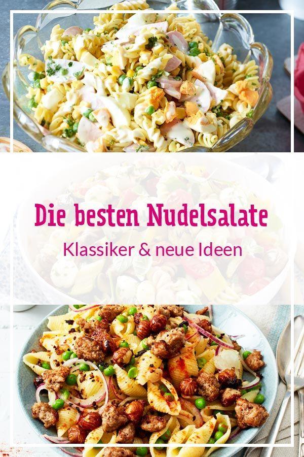 Die besten Nudelsalate - Klassiker und neue Ideen