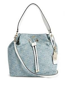 Juliana Guess In ca Bucket Denim Bag zwIqz0r