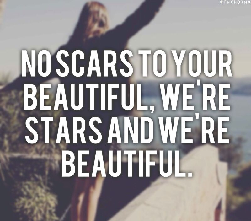 Song Lyric Quotes: You Should Know You're Beautiful Just The Way You Are, And
