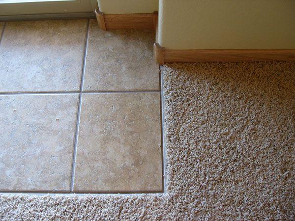 Carpet Tile Transition Google Search Bar Billiards