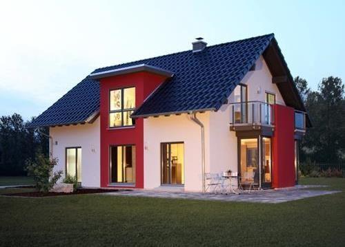 EFH mit Satteldach und Dachgaube - weitere Informationen unter www ...