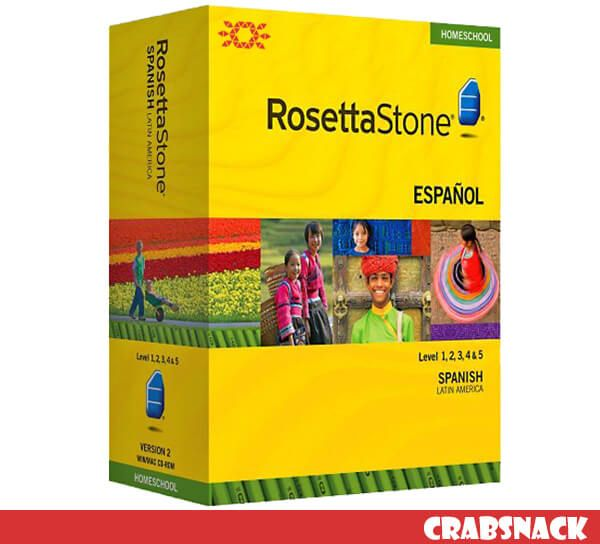 Rosetta stone spanish free download mac