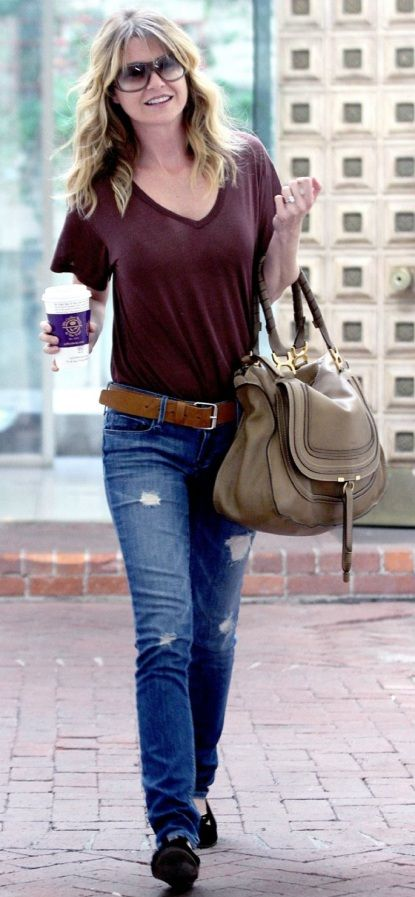 f43f07603 Ellen-Pompeo-Chloe-Satchel   purse fetish   Chloe purses, Celebrity ...