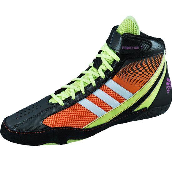 Adidas Response 3.1 Wrestling Shoe | Best socks, awesome