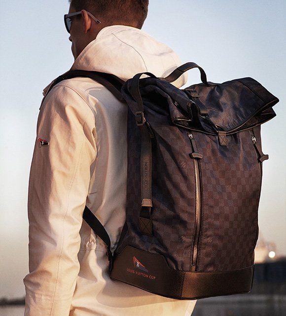 Fancy Sirocco Backpack By Louis Vuitton Louis Vuitton Bag Vuitton Fashion Bags
