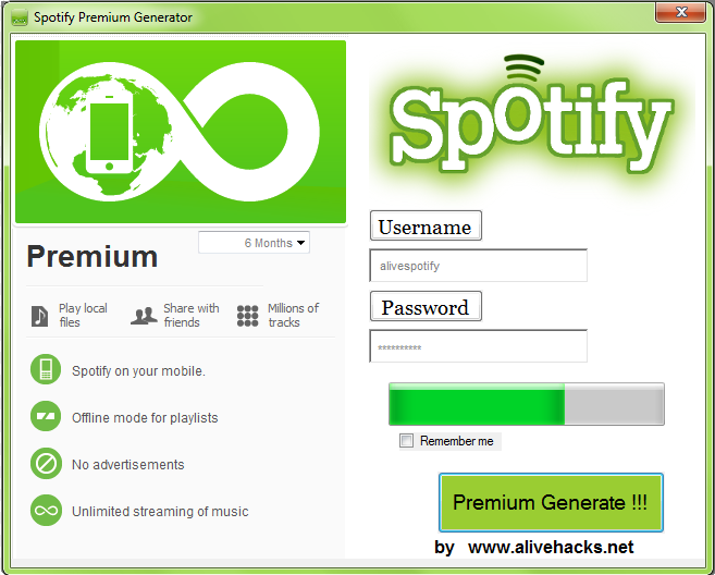 spotifypremiumgenerator (With images) Spotify premium
