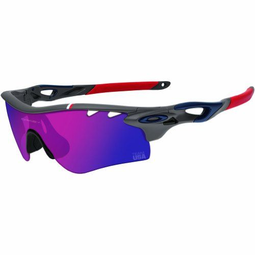 68eeaecfe0 Oakley Unisex Team USA Radarlock Path Sunglasses