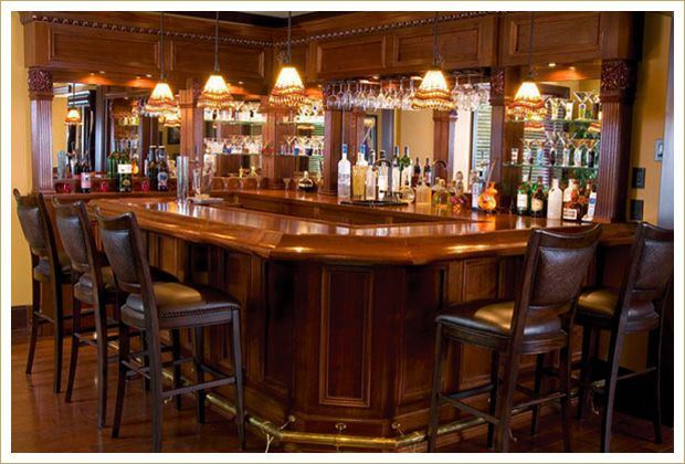 Custom+Home+Bars | Custom bars designed and built for your home by ...