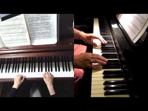 Piano Technique: Avoiding thumpy thumbs! | Arioso7's Blog (Shirley Kirsten)