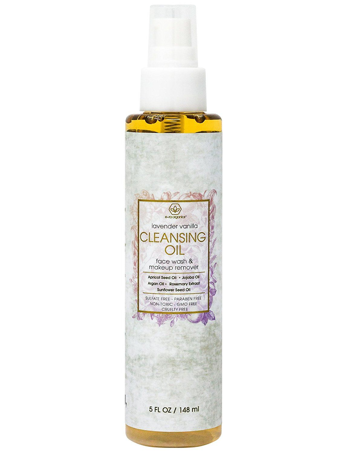 Cleansing Oil And Makeup Remover (5oz