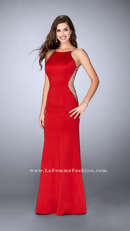 159dde55e2e La Femme Prom Dress Style 23718   La Femme   La Femme Prom ...
