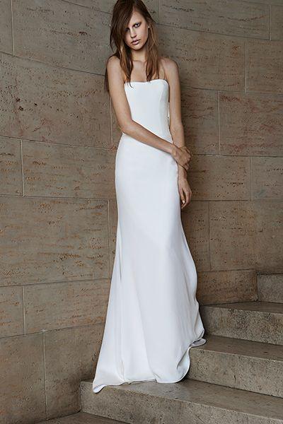 Vintage Inspired Vera Wang Wedding Dress