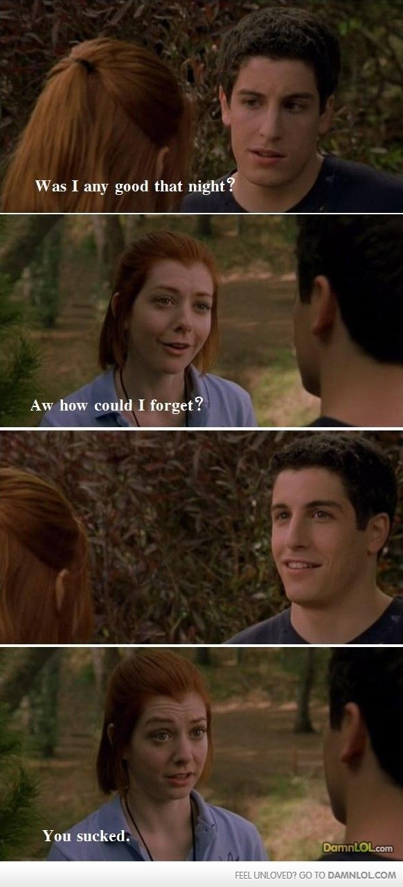 American Pie Love These Movies