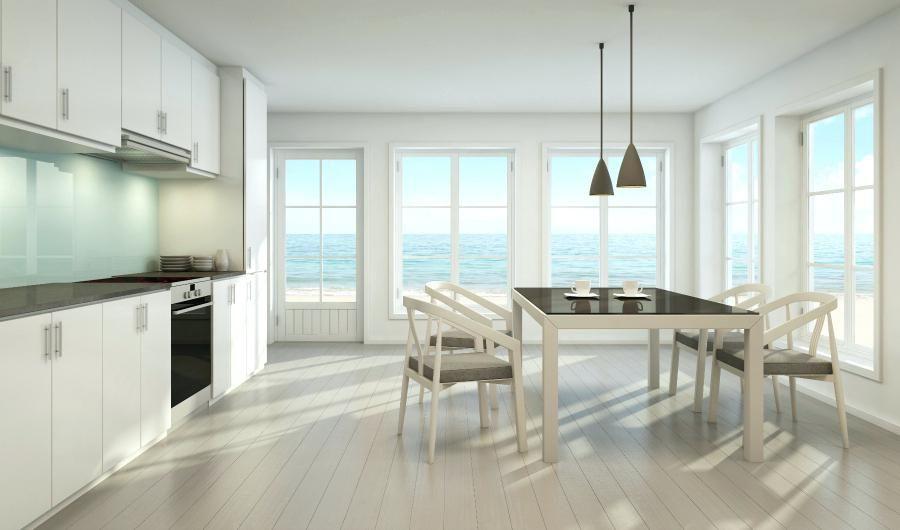 Esszimmer Bodenbelag Ideen Pinterest - Parkett In Der Küche