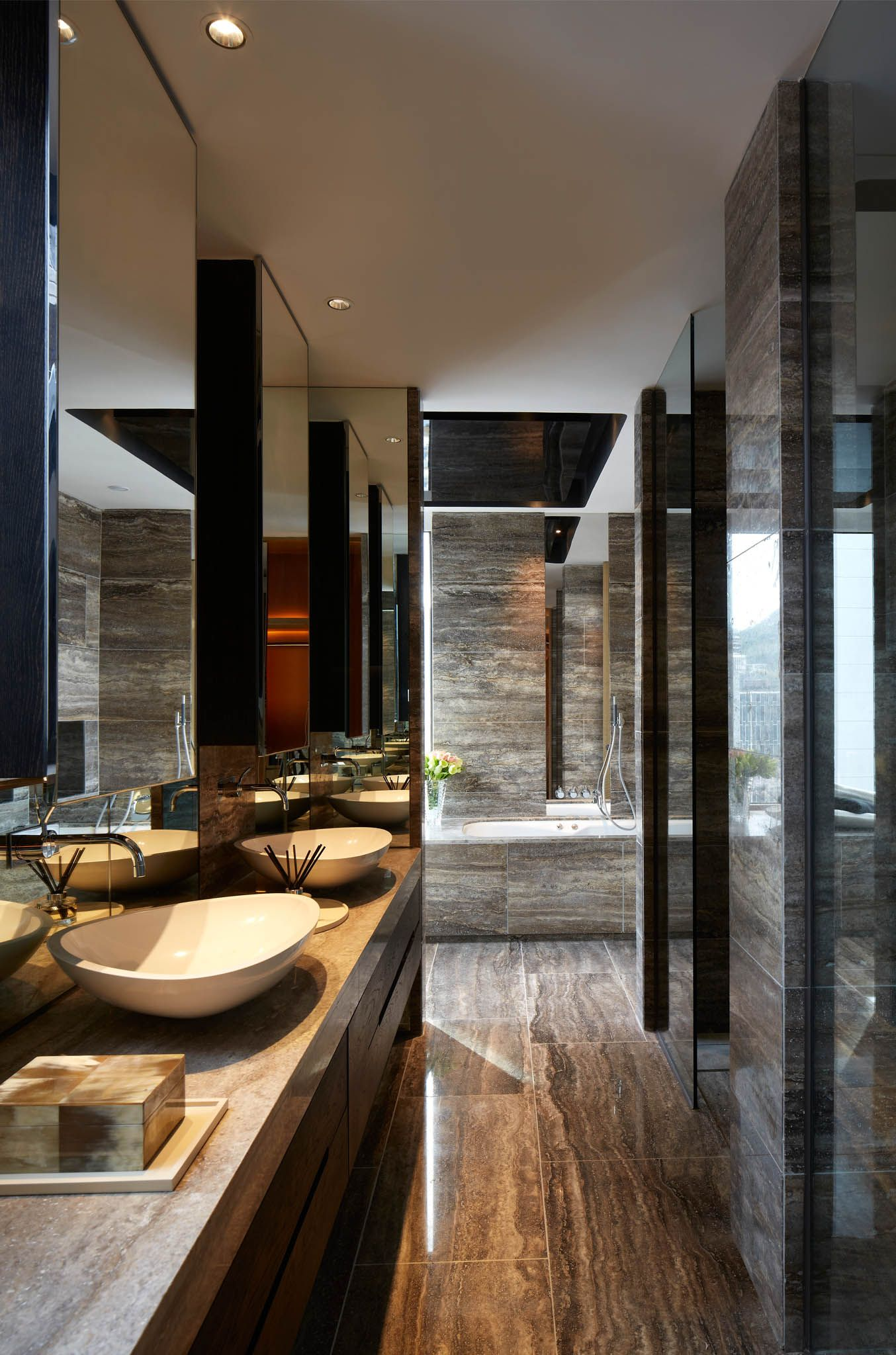 The gloucester hong kong exclusive residence ab for Bathroom interior design concepts