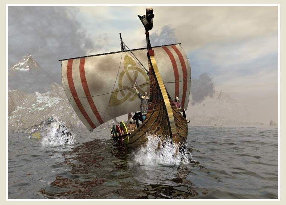 Drakkar By Liadanryu On Deviantart Vikings Longship Viking Ship