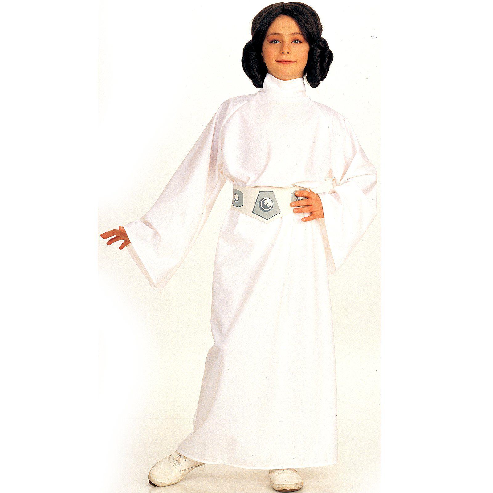 Star wars princess leia child costume star wars princess leia and