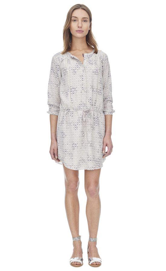 d24db81948d Rebecca Taylor Box Step Shirtdress | Dress Up | Shirt Dress, Dresses ...