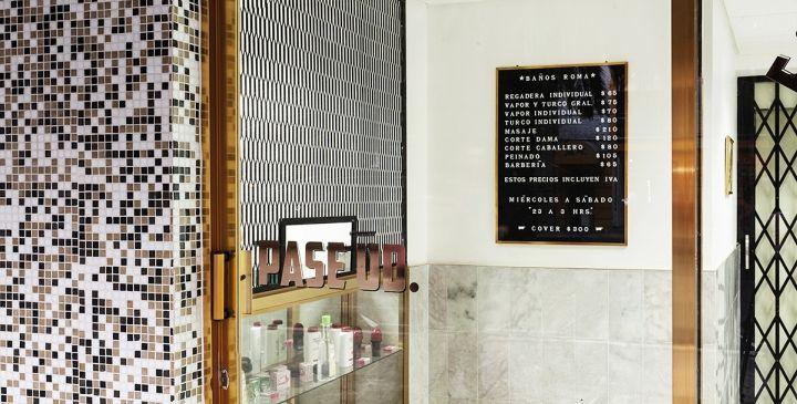 Main Room bar by em-estudio, Mexico City – Mexico » Retail Design Blog