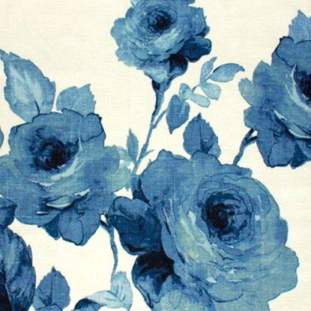 Liberty of London, roses, watercolor