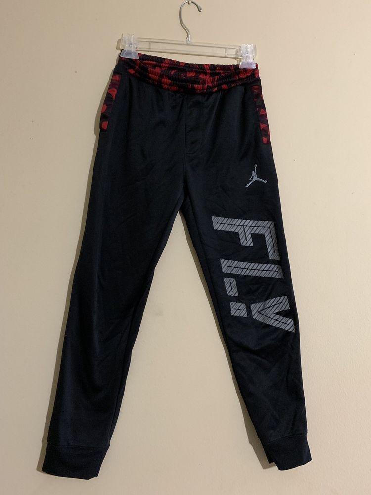 705cb39ddc0922 JORDAN Jumpman Joggers Black Red Youth Size 10 11  fashion  clothing  shoes   accessories  kidsclothingshoesaccs  boysclothingsizes4up (ebay link)