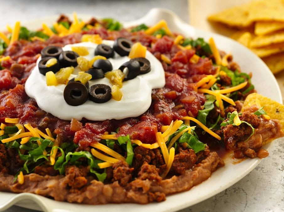Ingredients 2 16 Oz Cans Old El Paso Refried Beans 1 Lb Ground