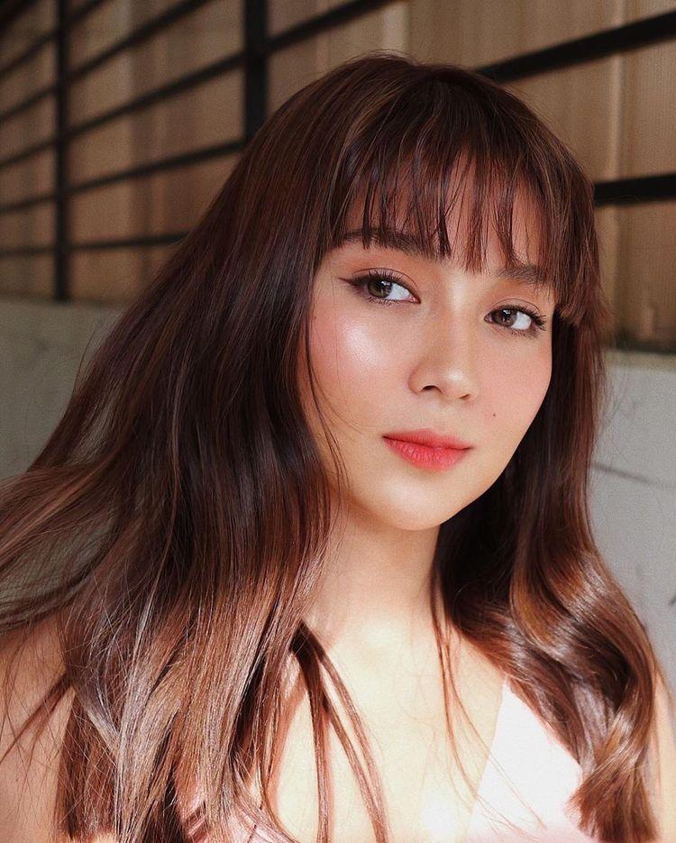 A R I E L In 2020 Kathryn Bernardo Hairstyle Hair Color For Morena Skin Hair Color For Morena