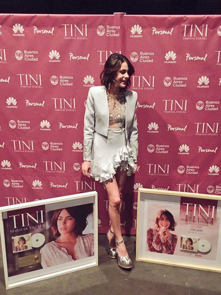 Tini Stoessel Celebrity Singers Martina Stoessel Celebrities