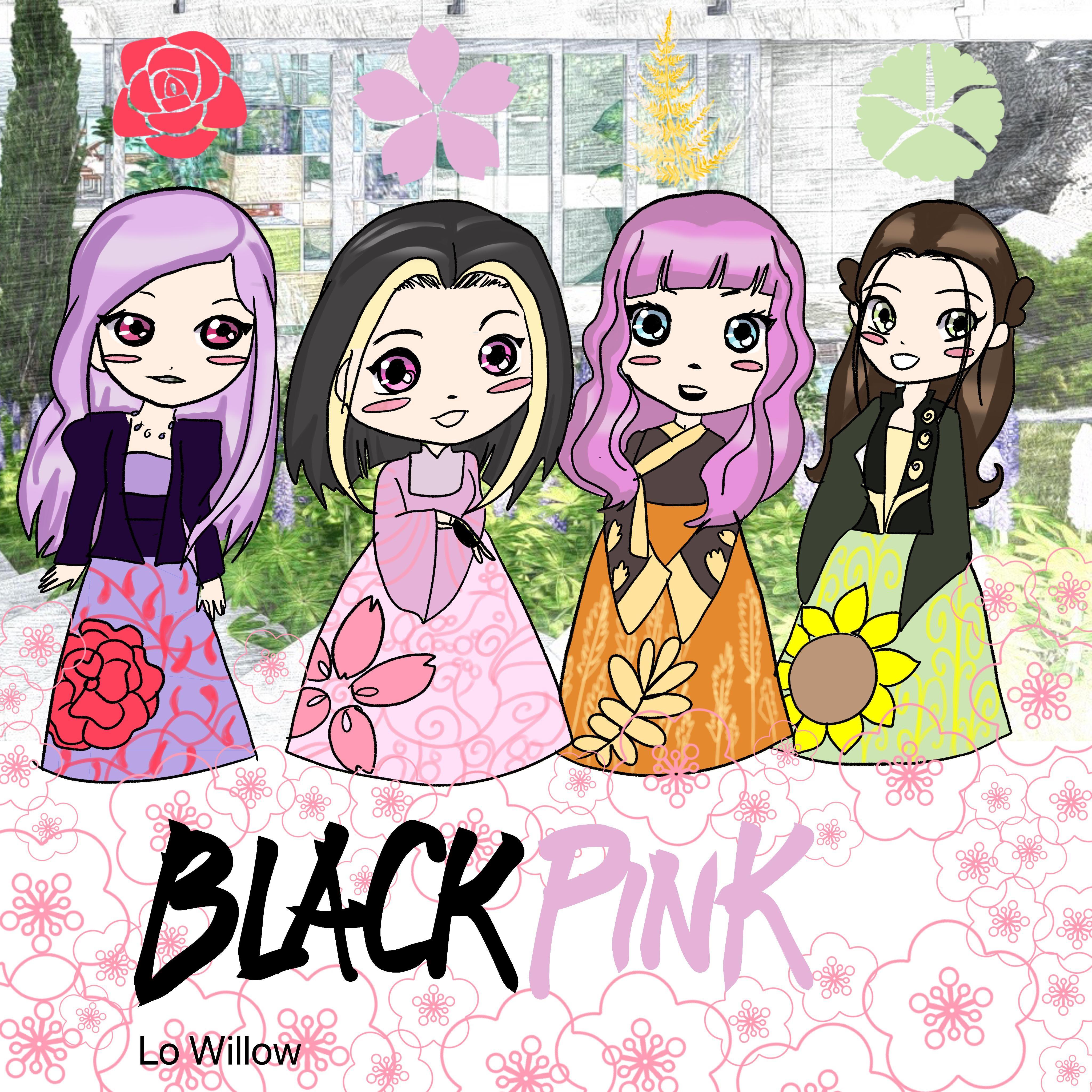 200714 Hanbok 4 seasons in 2020 Black pink, Kpop girl