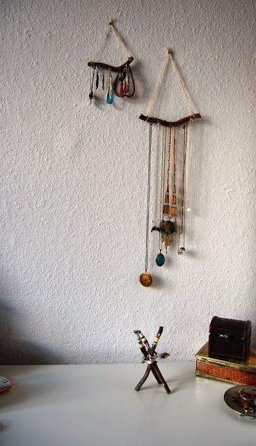 DIY HippieRingständer Verschenken, Ideen