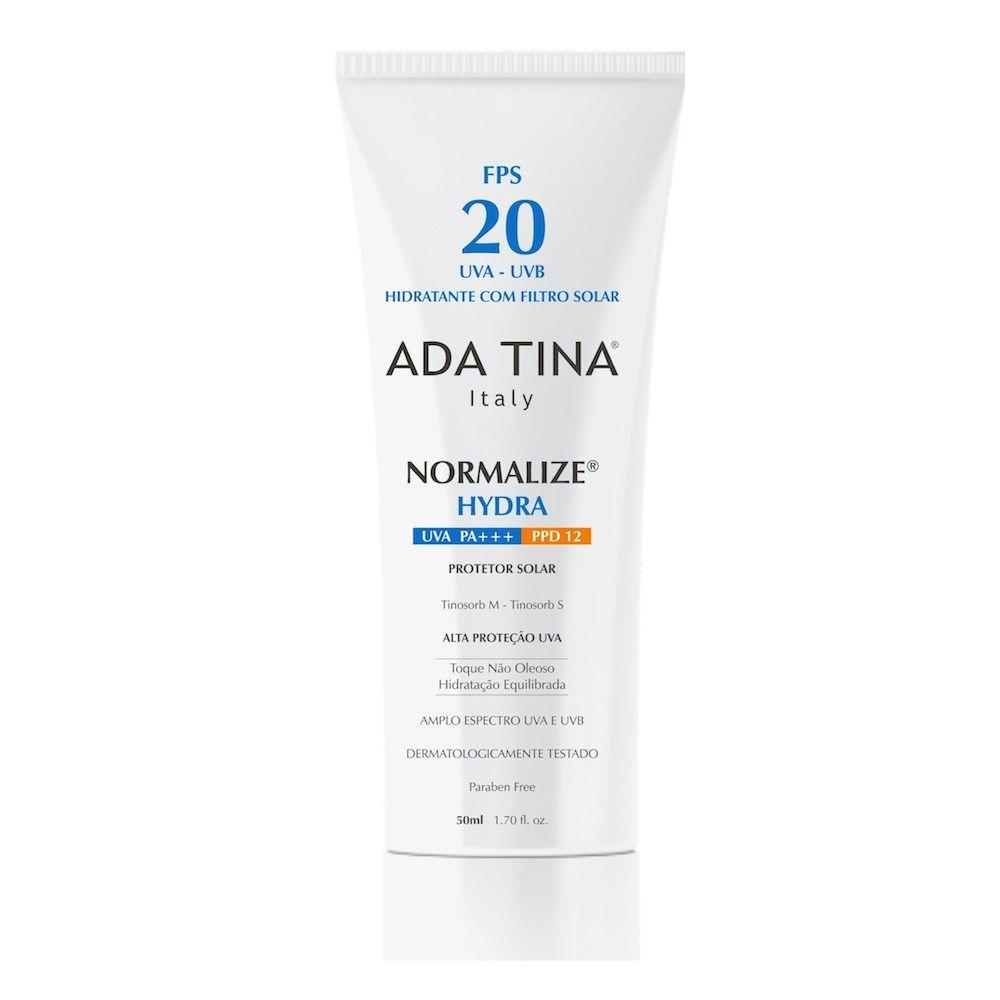 Protetor Solar Fps 20 Ada Tina Normalize Hydra - Shop4Men