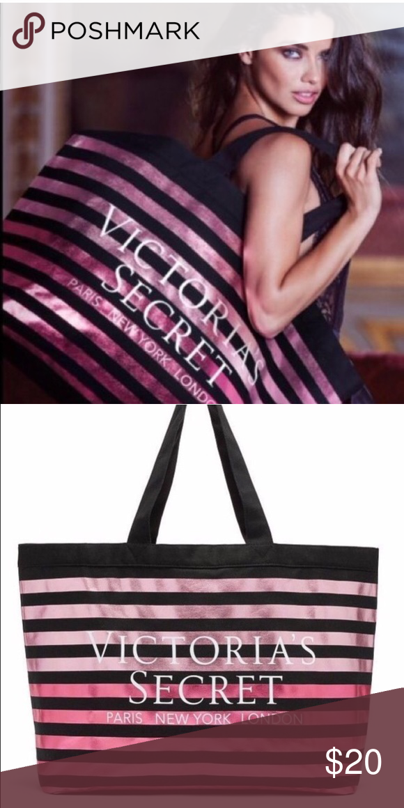 Victoria secret XXL weekender tote Brand new never used Victoria's Secret Bags Totes
