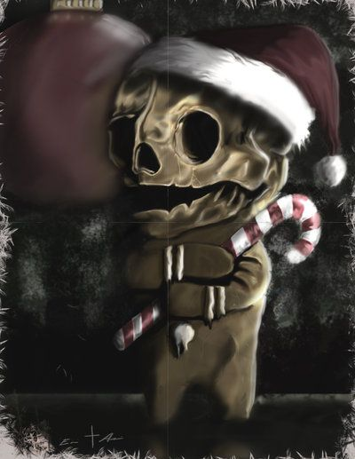 Gingerbread Boy by The-Misfit-Toy