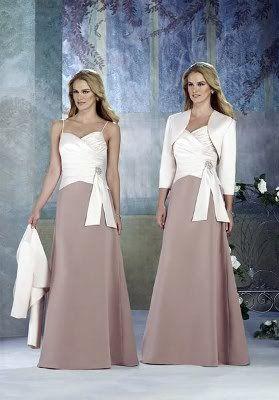 Lange kleider hochzeit brautmutter