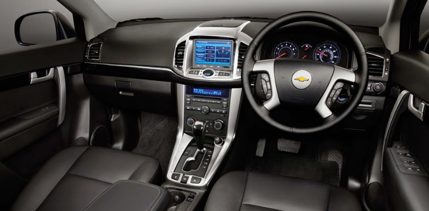 New 2018 Chevrolet Captiva - Luxury Interior Design | vehiclesautos ...