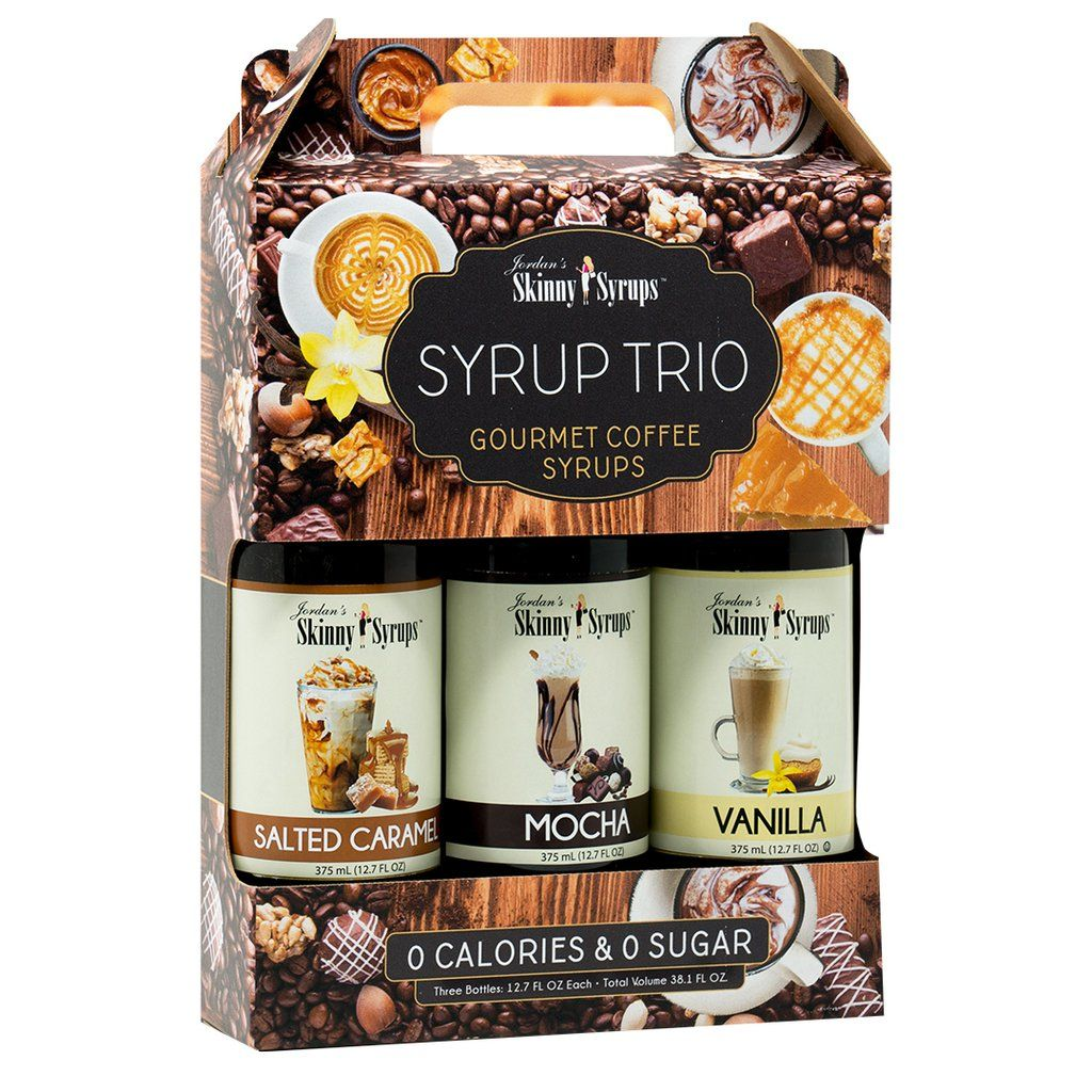 Classic syrup trio caramel flavoring coffee syrup
