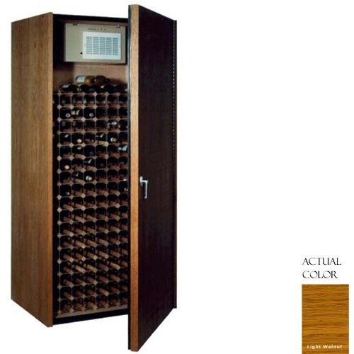 Vinotemp Vino-440-ltwa 280 Bottle Wine Cellar - Light Walnut by Vinotemp. $3089.00. Vinotemp VINO-440-LTWA 280 Bottle Wine Cellar - Light Walnut. VINO-440-LTWA. Wine Cellars. Vinotemp Wine Cellars are all-in-one wine storage solutions hand-crafted with domestic woods in Southern California. They maintain an ideal environment for both short-term storage and long-term aging for all types of wines keeping the temperature at 55 degrees and level of humidity at 50-70 , much l...