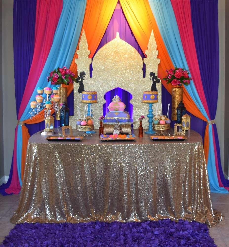 Moroccan Birthday Party Ideas | Birthdays, Arabian nights ...