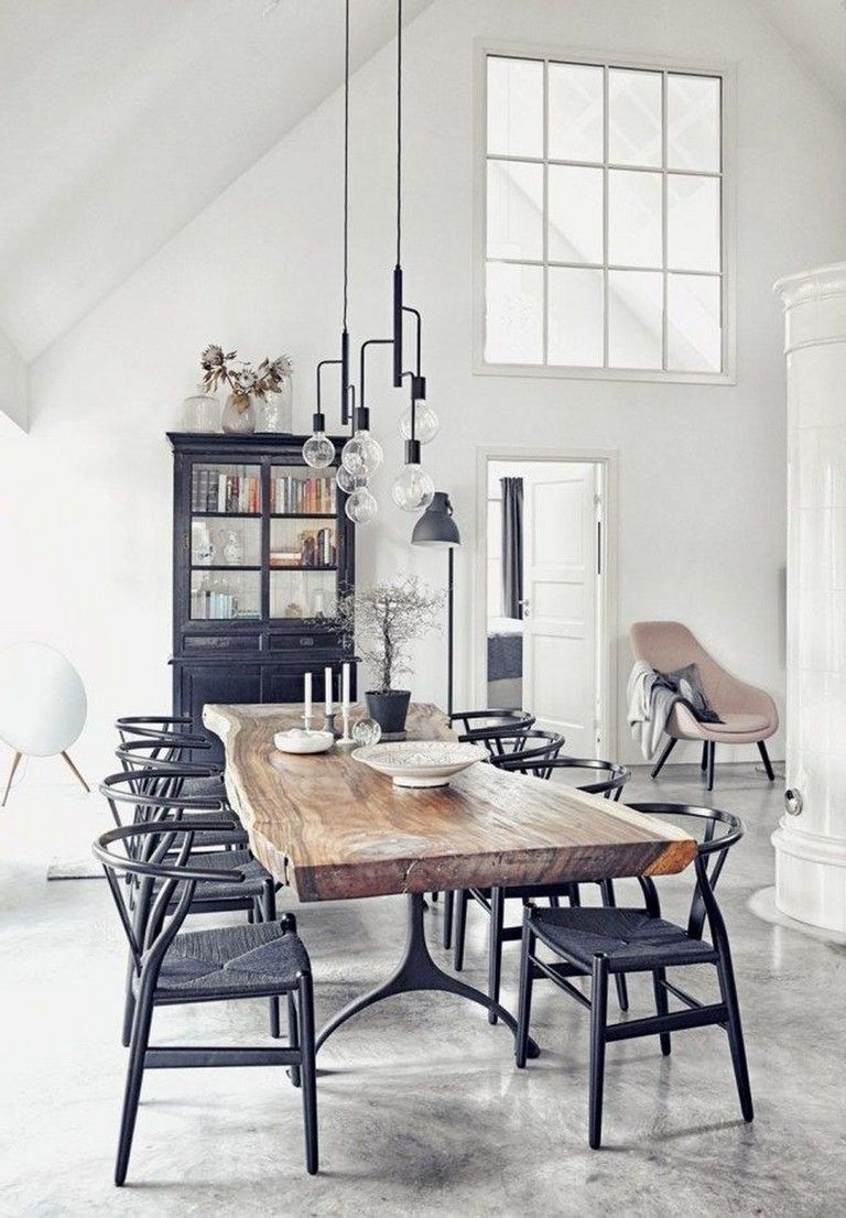 40+ Classy Danish Design ideas for Your Dining Room Table images