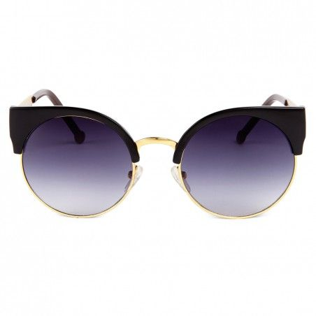 Sole Society - Metal and plastic cateye sunglassess - Jilly - Black
