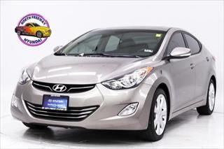 2013 Hyundai Elantra Limited Hyundai Dealer In Houston