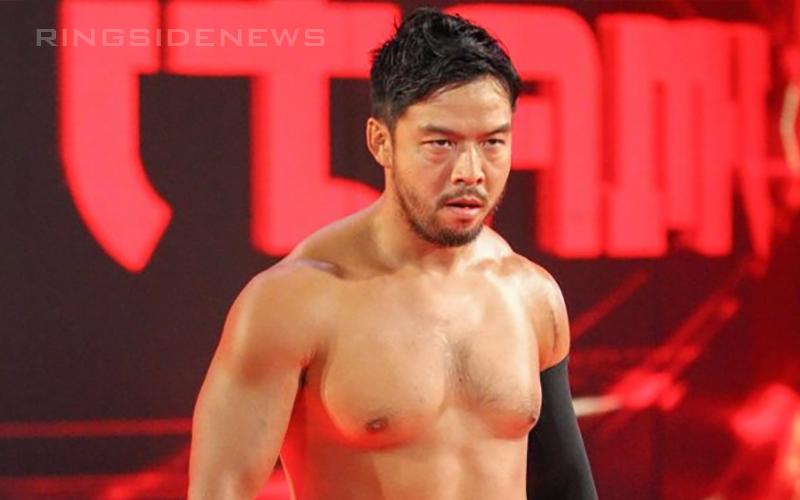 Hideo Itami On Wwe Release See You Soon As Kenta Wrestling News Japan Pro Wrestling Njpw