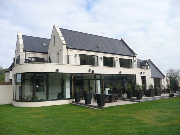 contemporary irish house plans - Google Search | House Plans ...