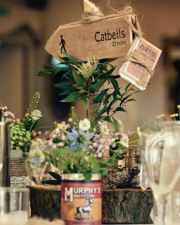 A Great Outdoors Wedding In The Lake District Pinterest Real