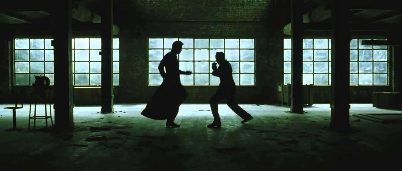 matrix revolutions smith vs neo - Google Search | The Mark ...
